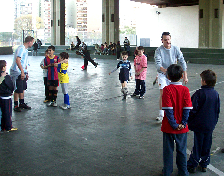 Football Coaching for Kids Argentina