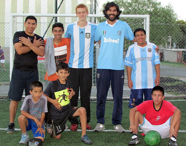 Football in Argentina Project
