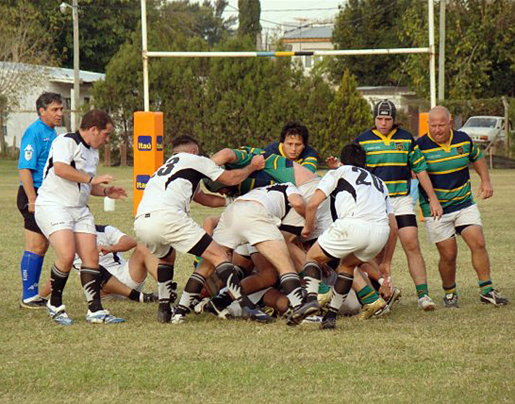 Play Rugby in South America