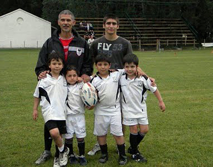 Rugby for Kids in Argentina