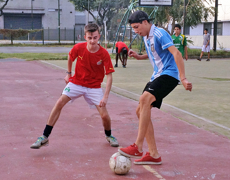 Edward Clarke: Football Coaching and Playing in Argentina