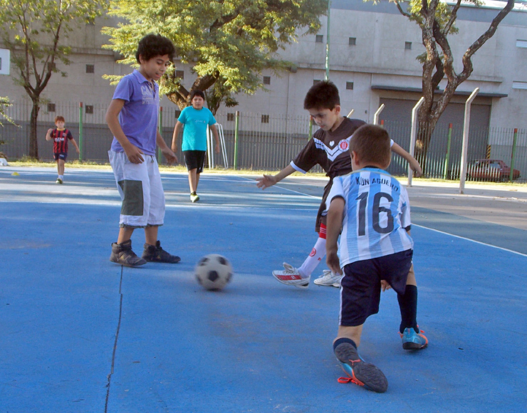 Nick Zanette: Football Coaching and Playing in Argentina