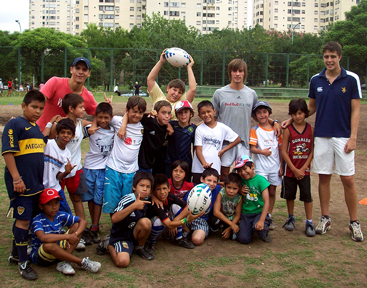 Matthew Jenny: Rugby Coaching and Playing in Argentina