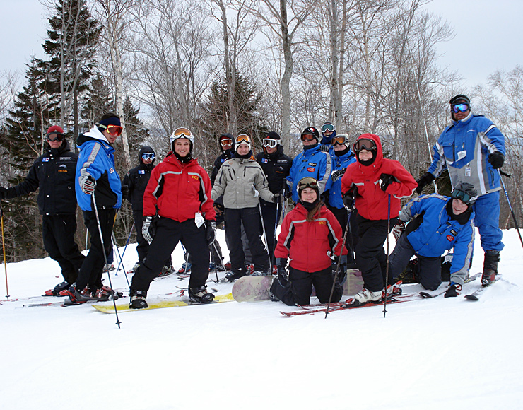 A day in the life of a Ski Instructor