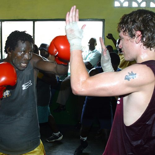 Train With African Boxers