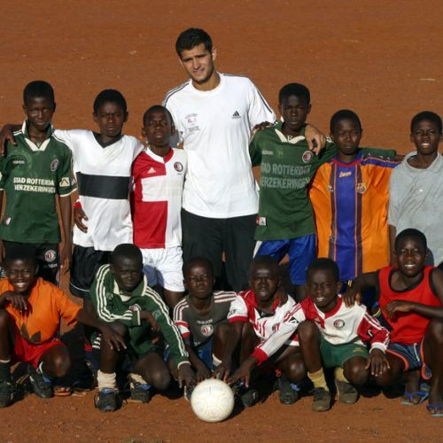 Football Coaching in Ghana Project