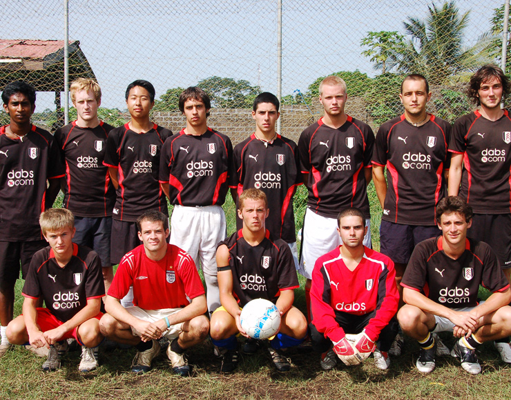 Play Football in Africa Tour