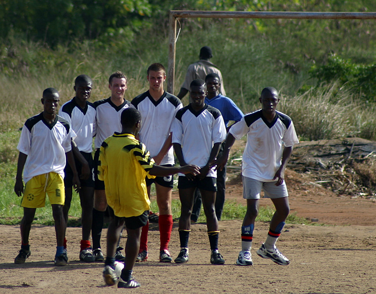 African Football Training Opportunities