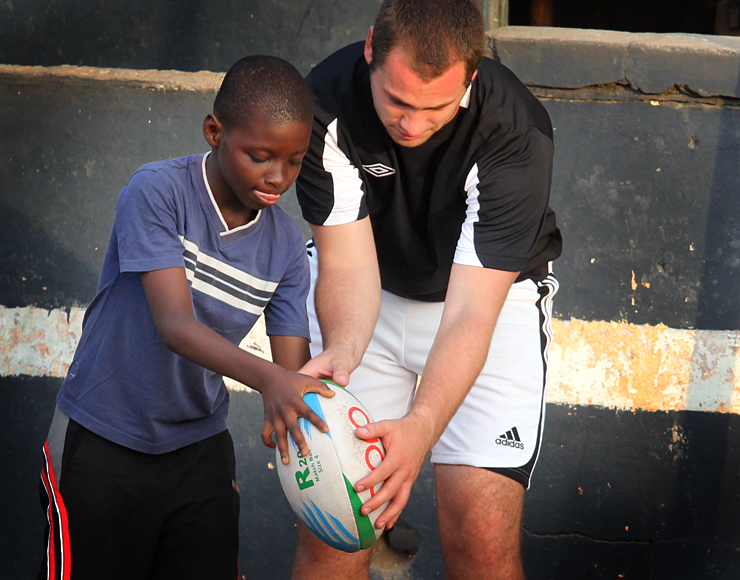 Rugby Coaching Community Project