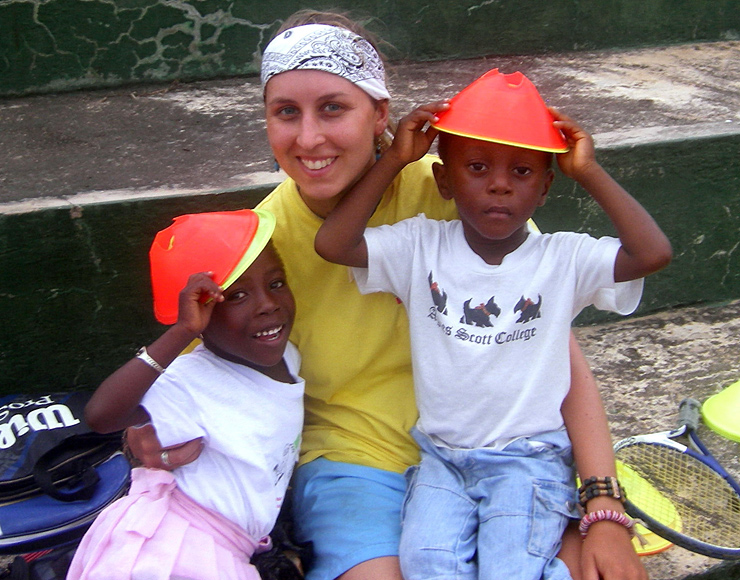 Tennis for Africa