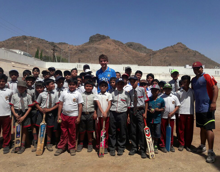 Cricket in India Project