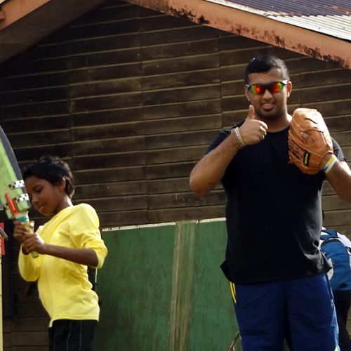 Cricket Coaching Project St Lucia