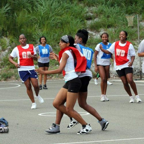 Netball Coaching in St Lucia
