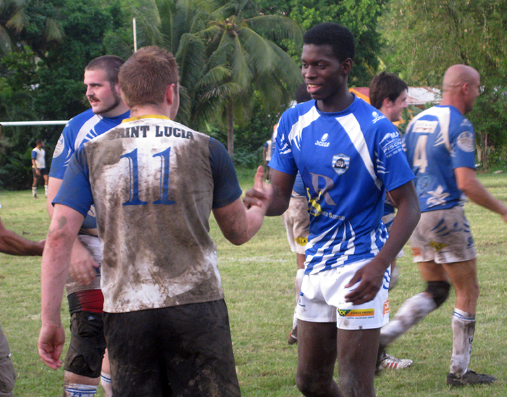 Play Rugby in the Caribbean