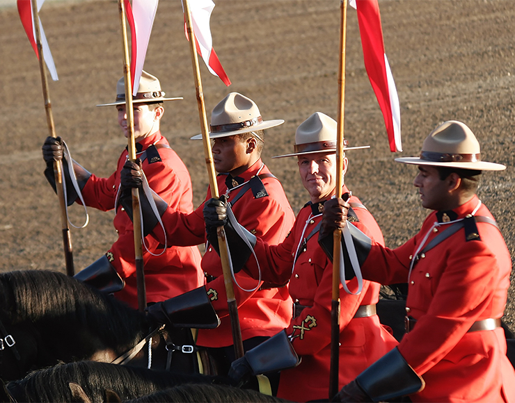 Mounted Police Canada