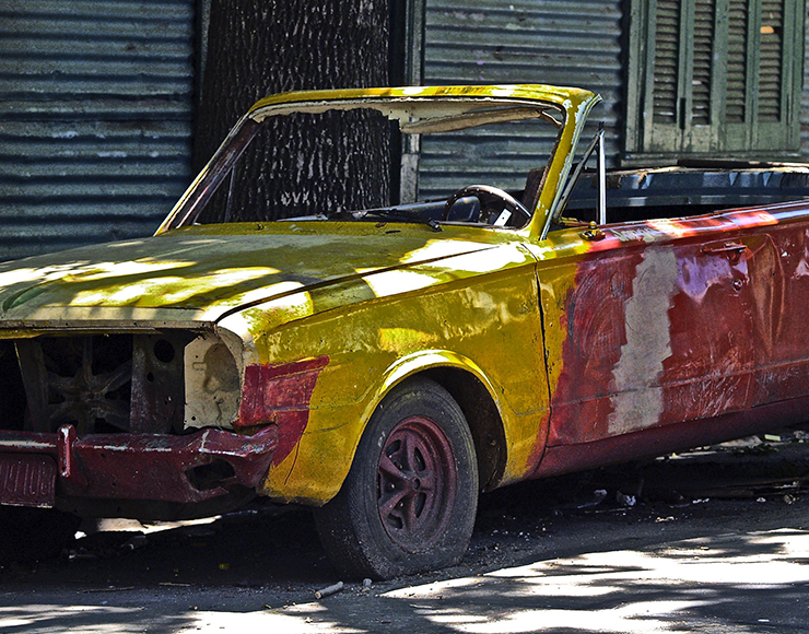 Old Truck Argentina