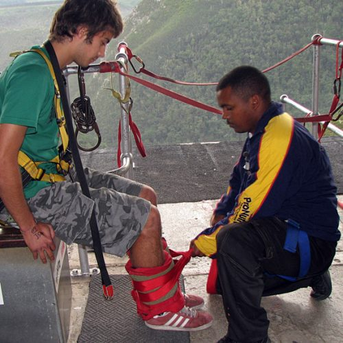 Bungy Jump South Africa
