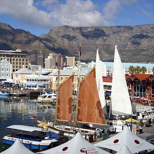 Waterfront at Cape Town