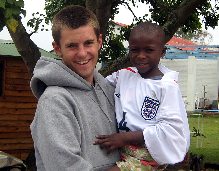 Community Projects in South Africa