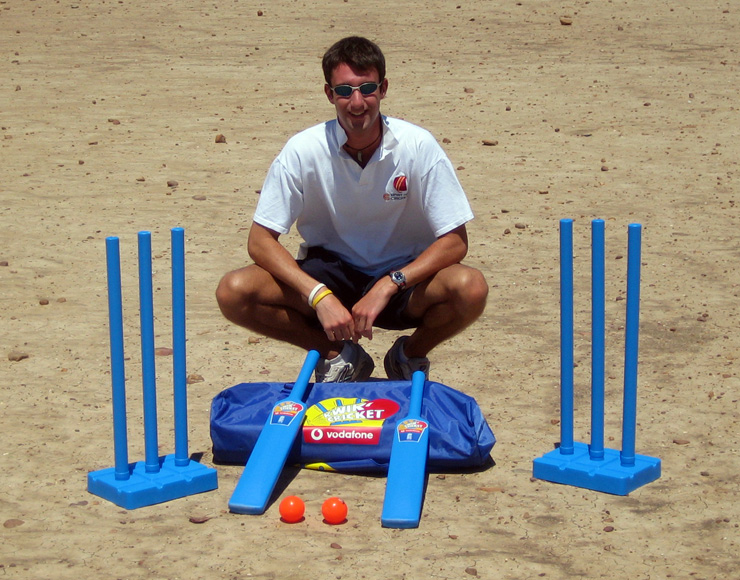 Mark Watkiss: Cricket Coaching and Playing in South Africa