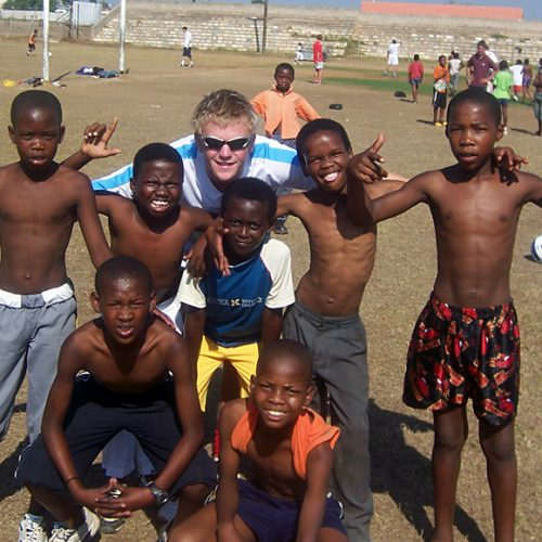 Football Gap Year Experience South Africa