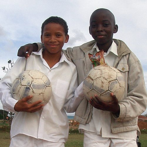 South Africa Football Kids