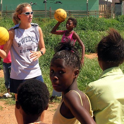 Netball Coaching Abroad, South Africa