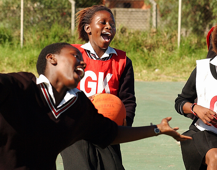 Play Netball in South Africa