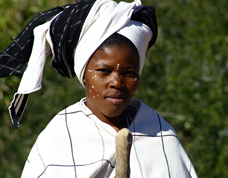 South African Woman