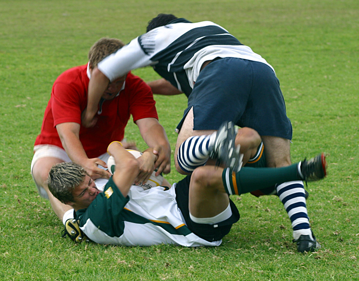 Play Rugby in South Africa