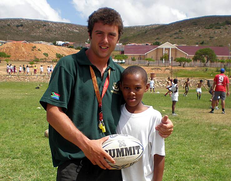 Luke Norfolk: Rugby Coaching and Playing Project in South Africa