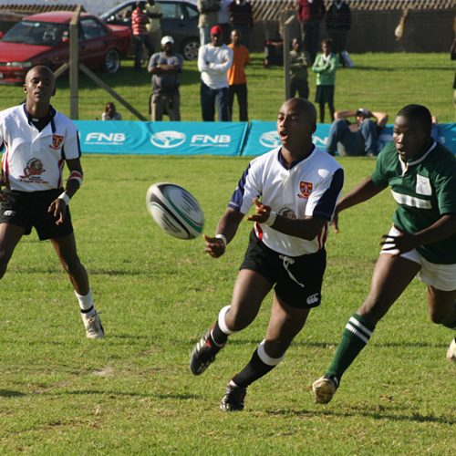 Youth Rugby Match, South Africa