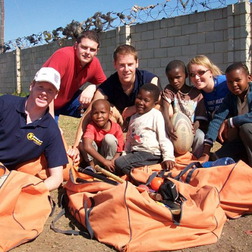 Rugby Community Project South Africa