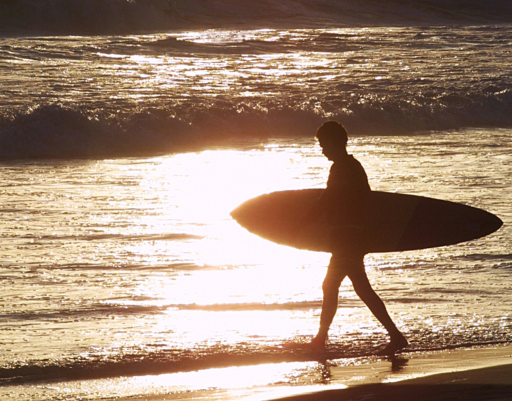Surf in South Africa