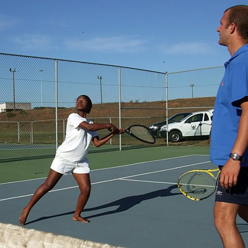 Coach Tennis to Kids South Africa
