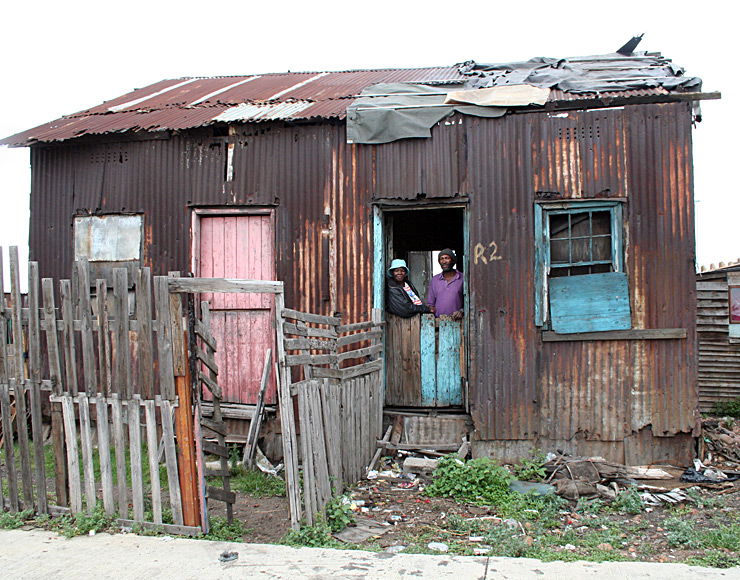 Township Family House South Africa