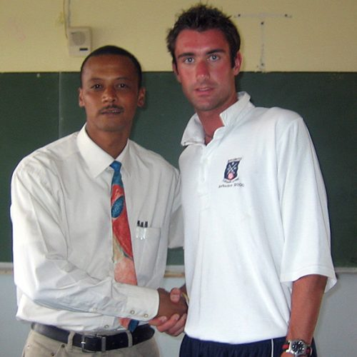 Cricket Coaching in Schools South Africa