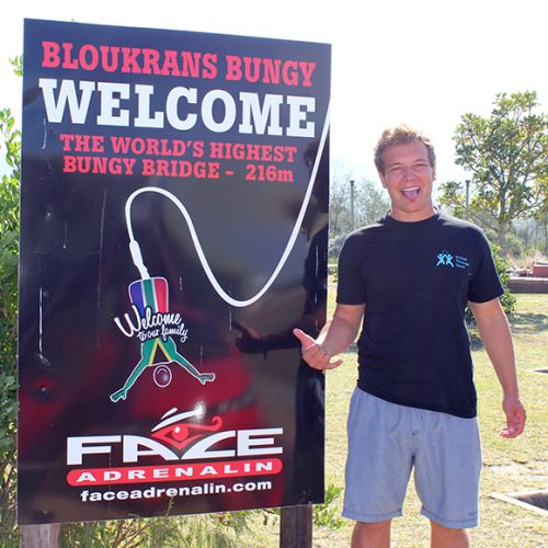 Bloukranns Bungy, South Africa