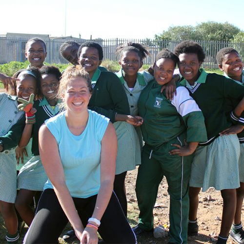 Volunteer Sports Coach South Africa