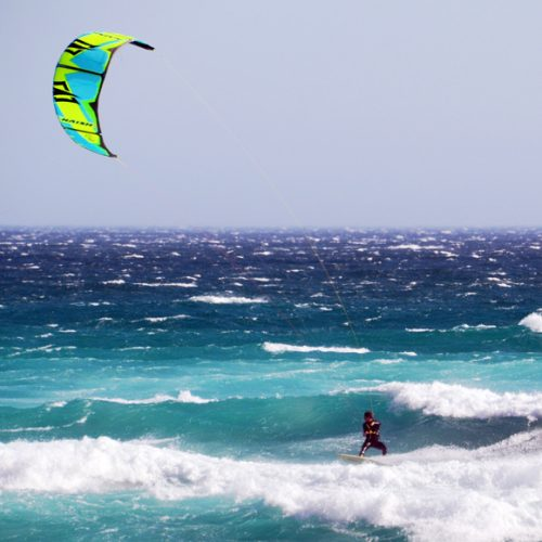 Kite Surfing in South Africa