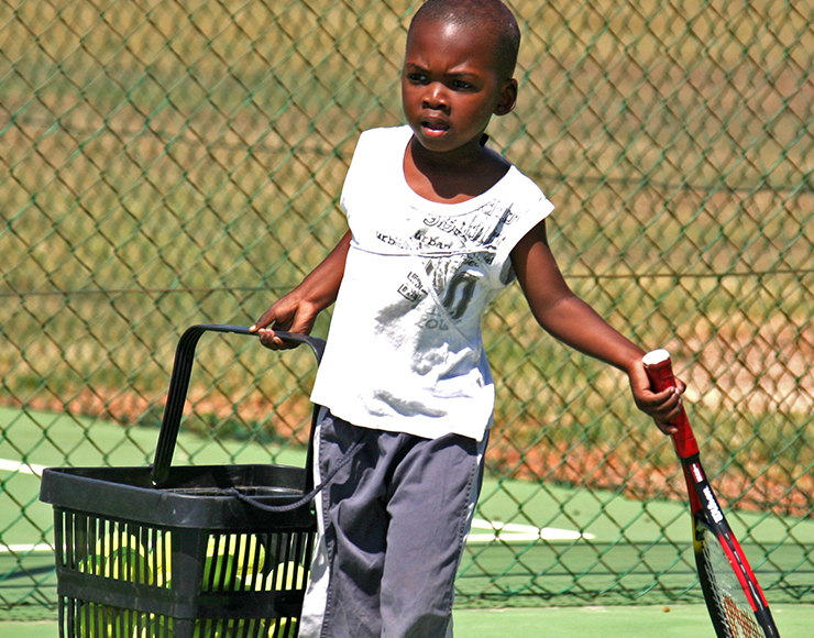 Tennis for Kids, South Africa