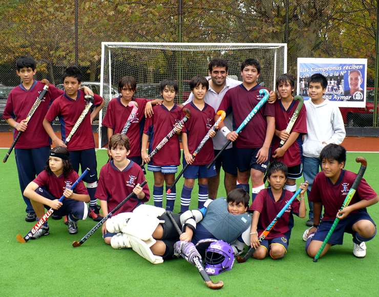 Hockey Project South America