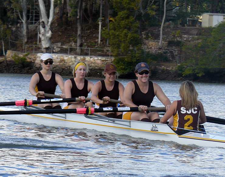 Rowing Opportunities Abroad