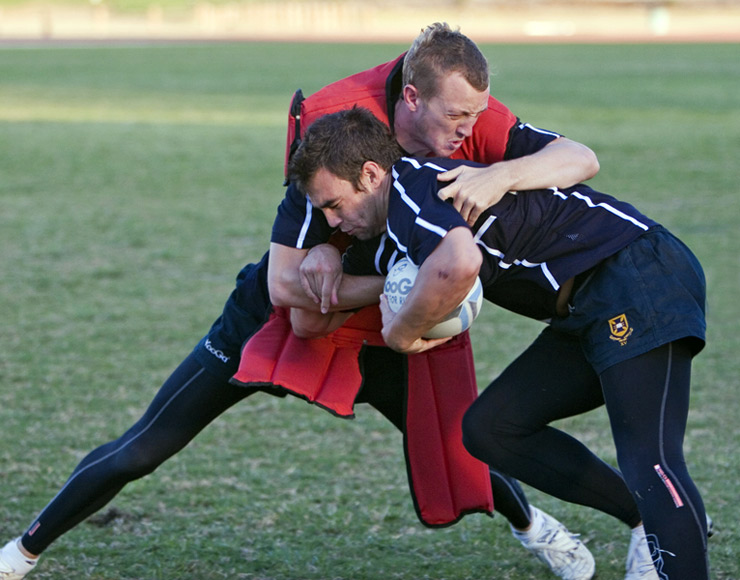 Play Rugby in Australia