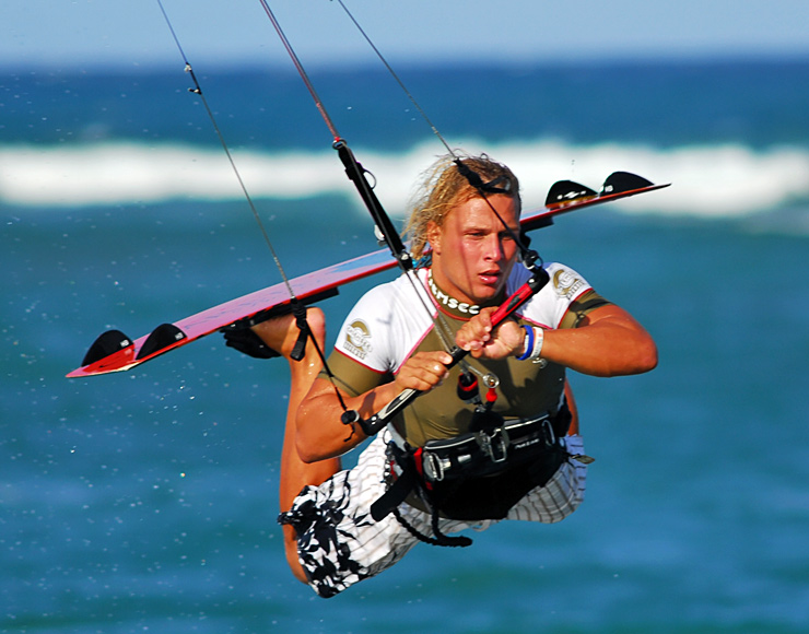 Kite-surfing Courses Abroad