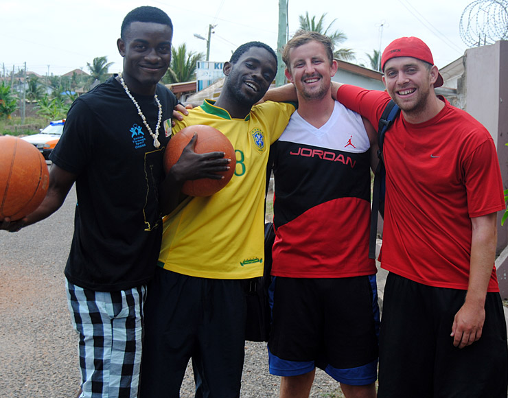 Basketball Opportunities Abroad