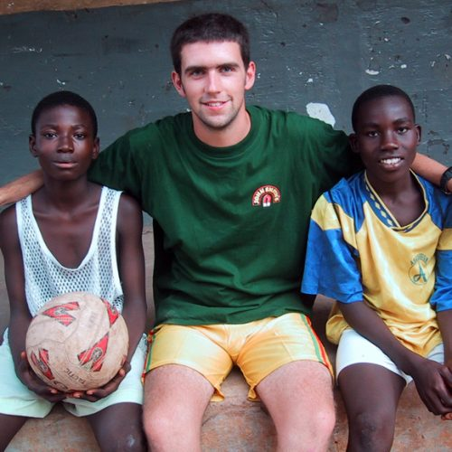 Coach Football in Africa