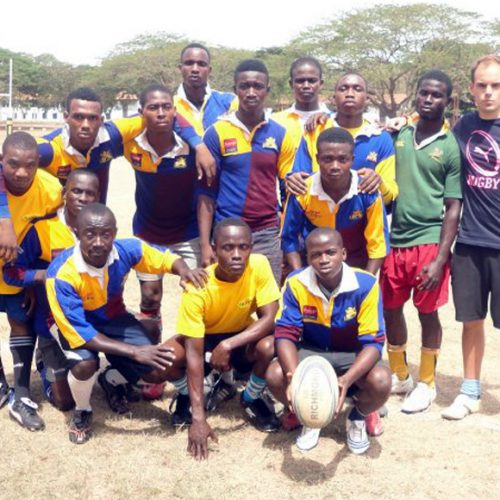 Rugby in Africa Trip