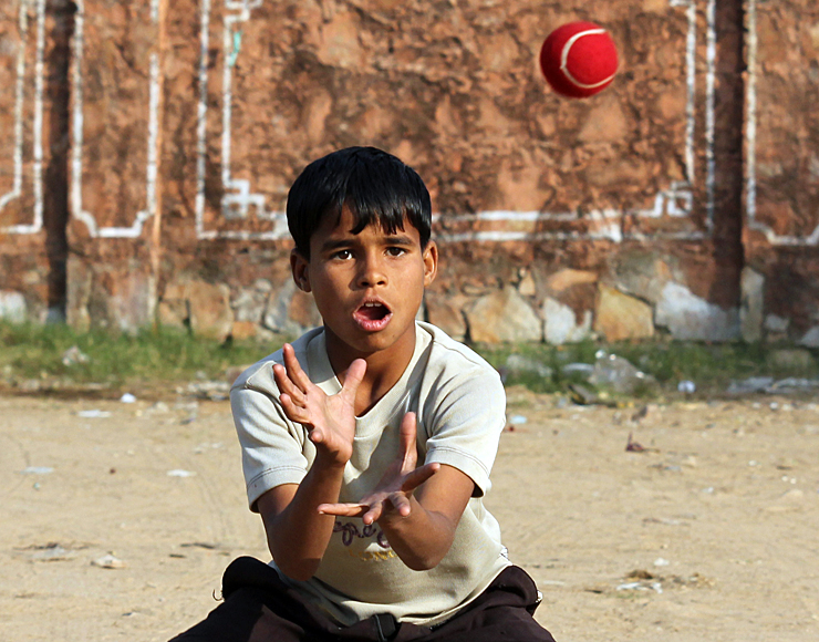 Cricket for Kids in India
