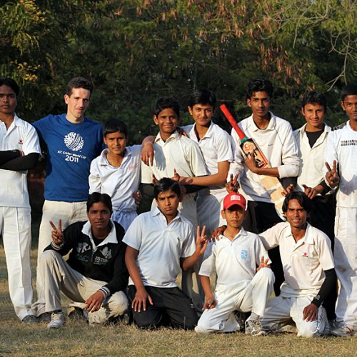 Cricket Coaching in India